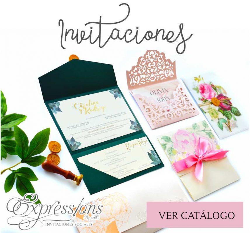 recuerdos e invitaciones