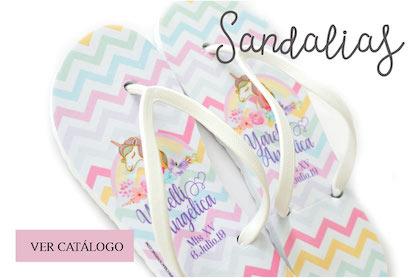 creaciones mc recuerdos e invitaciones sandalias - Inicio