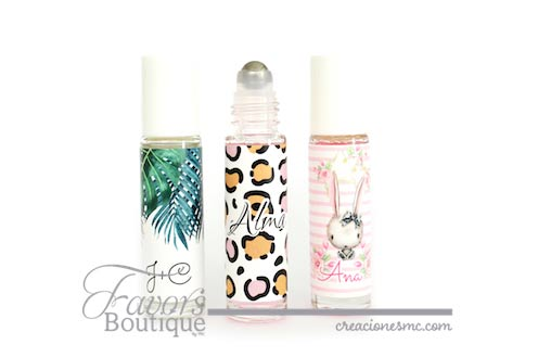 creaciones mc recuerdos roll on perfumes - Recuerdos Boda