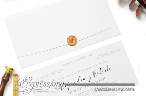 expressions invitaciones boda mod alejandra y roberto1 - Invitaciones Boda