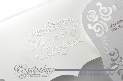 expressions invitaciones boda mod mary y roel1 - Invitaciones Boda