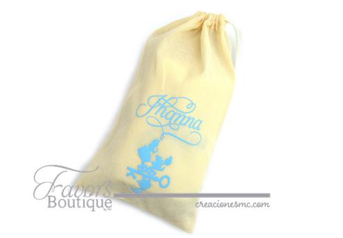 creaciones mc bolsa de manta para sandalias xv años - Variados